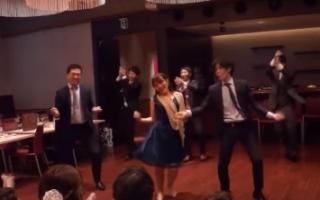 【DVDプラン】新郎さんから新婦さんに向けてのサプライズフラッシュモブのサムネイル