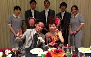 新婦さんから新郎様へのサプライズ(桜木町 ブリーズベイホテル)のサムネイル