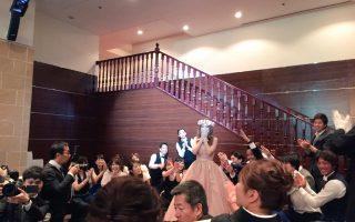 新婦とご友人から新郎へ向けたサプライズフラッシュモブ(熊谷)のサムネイル